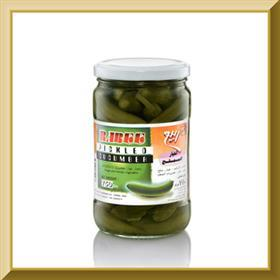 Pickled  Cucumber 700Gr Glass