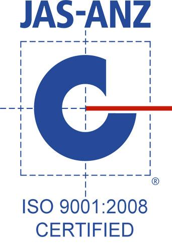 JAS-ANZ Certificate